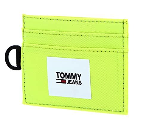 Tommy Hilfiger TJM Urban Card Case Holder Hyper Yellow