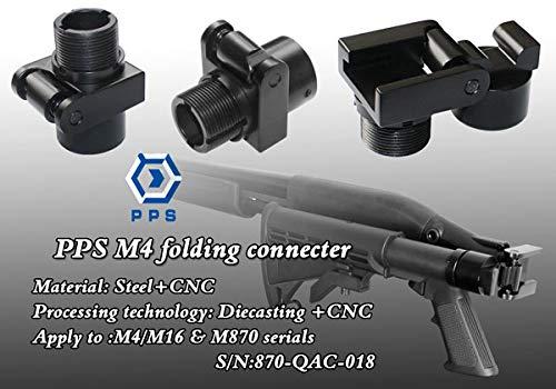 PPS タナカ PPS M870 フォールディング ストックアダプター M4 Collapsing Stock Adapter 870-QAC-018