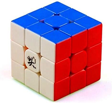 CuberSpeed Dayan TengYun M 3x3x3 Magnetic Speed Cube Stickerless product image