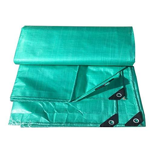 GQY Outdoor-dekzeil van waterafstotende stof/poncho-dekzeil voor auto, stofstabilisatie/campingtent in de open lucht
