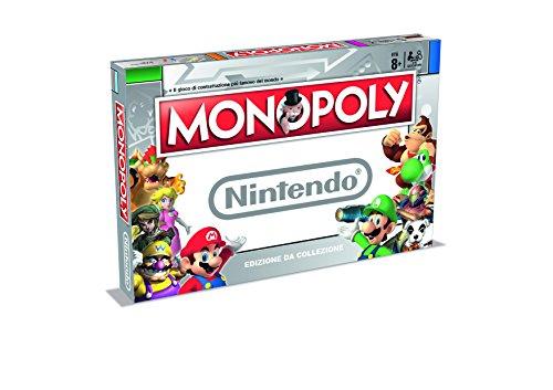 Monopoly Nintendo Juego en Caja, 232749