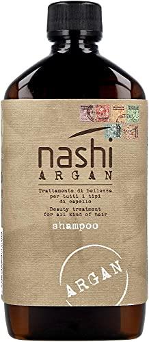 Nashi Argan Shampoo per Tutti i Capelli nutriente 500ml