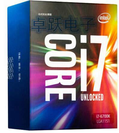 New i7-6700K i7 6700K Sixth Generation CPU LGA1151 Boxed Processor