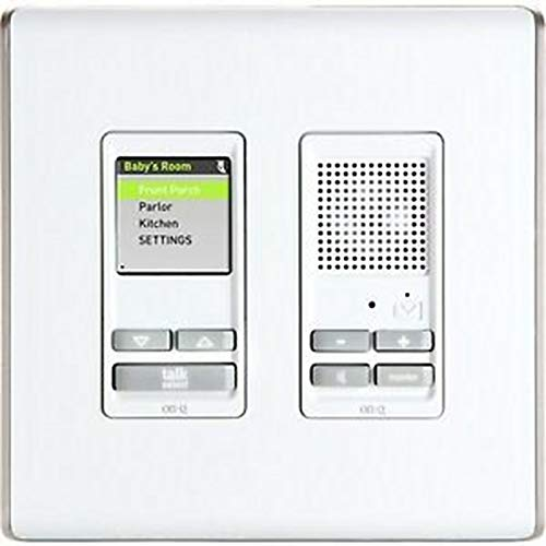 Legrand/OnQ IC5000-WH Room Intercom White