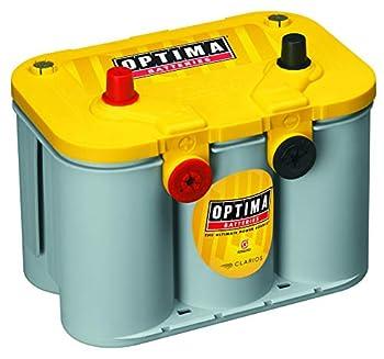 Optima Batteries OPT8014-045 8014-045 D34/78 YellowTop Dual Purpose Battery