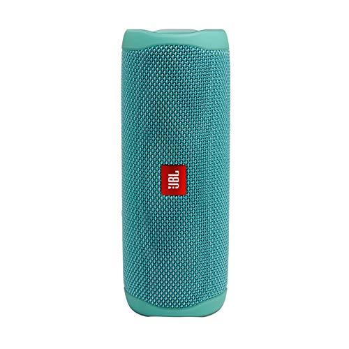 JBL FLIP 5, Waterproof Portable Bluetooth Speaker, Teal (New Model)