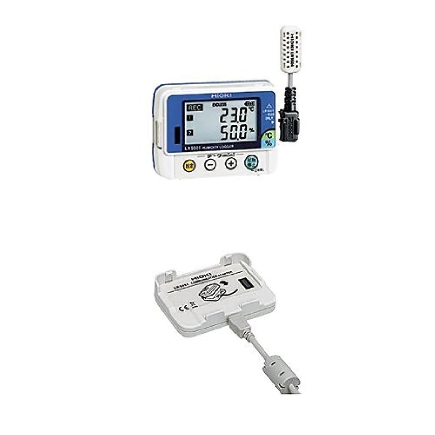 兄悩む独立してデータミニ LR5061?USB通信アダプタ―セット