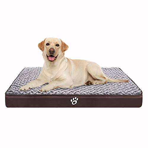 CLOUDZONE Orthopedic Dog Bed | Pet Bed Mattress with...