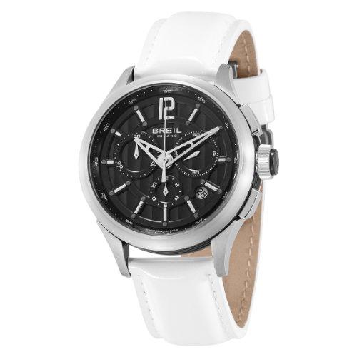 Breil Milano Women's BW0559 939 Analog Black Ion-Plating Dial Watch
