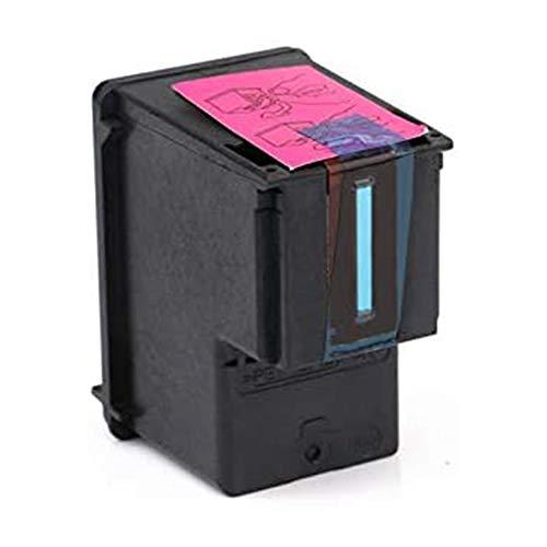 TBWF Compatible con el Cartucho de Tinta de Color Original HP 65XL, para HP Deskjet 2655 3720 3721 3722 3723 3752 3755, Impresora de inyección de Tinta a Color-Tri-Color