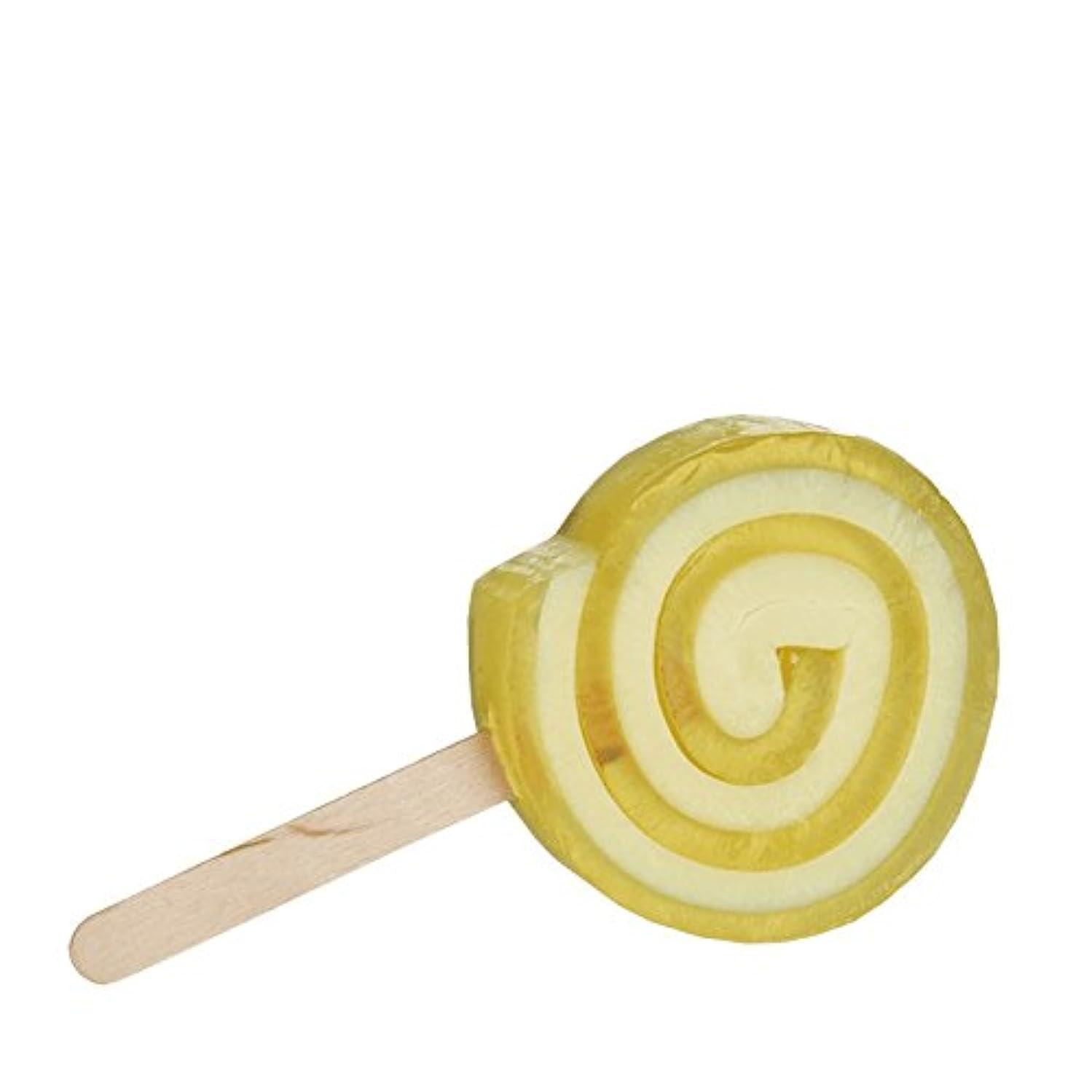 コイル苦情文句勉強するBeauty Kitchen Inspire Me Lucious Lollipop Natural Soap 90g (Pack of 2) - 美しさのキッチンは私にルシアスロリポップ自然石鹸90グラムを鼓舞します (x2) [並行輸入品]