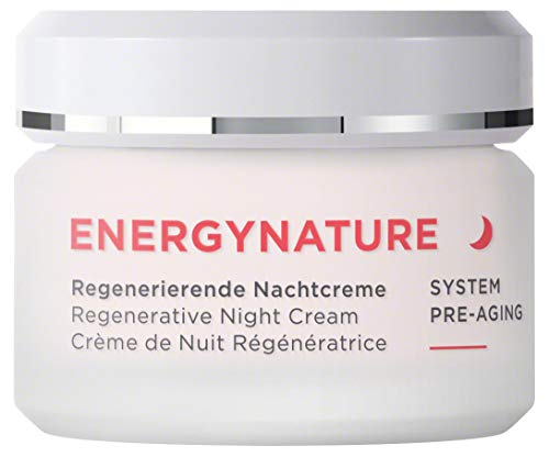 Annemarie Börlind Energy Nature Regenerierende Nachtcreme, 50 ml