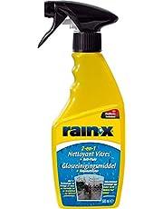 Rain-X 1830048 88197500 2-in-1 regenwerende glasreiniger, 500 ml