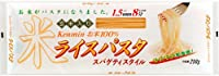 ケンミン ライスパスタスパゲティスタイル 250g×12個