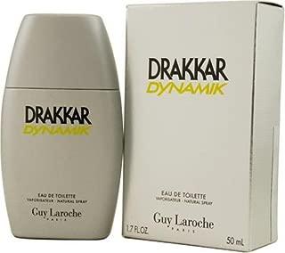 Drakkar Dynamik By Guy Laroche For Men. Eau De Toilette Spray 1.7 oz