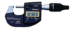 Mitutoyo 293-130: The Most Accurate Hand-held Micrometer