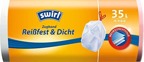 Melitta Haushaltsprodukte Gmbh & -  Swirl 35 l Zugband