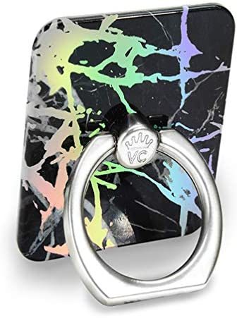 Velvet Caviar Cell Phone Ring Holder Finger Ring Stand Improves Phone Grip Compatible with iPhone product image