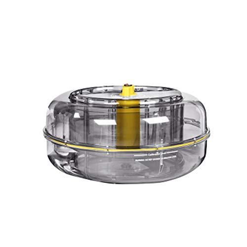 MXXDB Accesorios de la máquina de Remo de la Resistencia al Agua, Tanque de Agua de la máquina de Remo de la Paleta de la manija de Cuerda elástica ✅