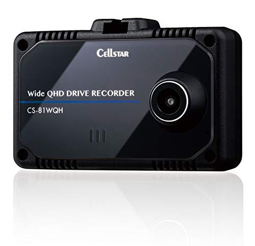 セルスタードライブレコーダー 370万画素 日本製3年保証 駐車監視 GPS 2.4インチタッチパネル microSDメン...