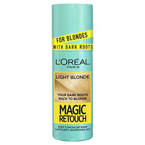 L'Oreal Paris Magic Retouch Blonde With Dark Roots 75ml, Light Blonde