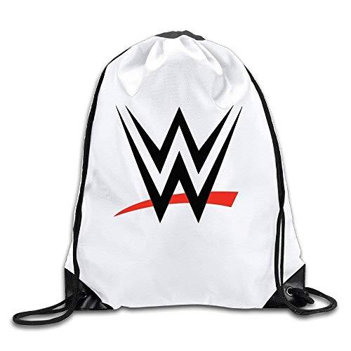 Sporttaschen Turnbeutel Professional Wrestling Program Port Bag Drawstring Backpack Fashion