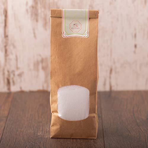 süssundclever.de - Bio Erythrit, 1 kg   natürliche Zuckeralternative ohne Kalorien   Premium Qualität   100{6c60c9e33cfaf42ce0fb70c65a04a47789494c29615153d67ee485cb69d4adbb} Naturprodukt   plastikfrei und ökologisch-nachhaltig abgepackt