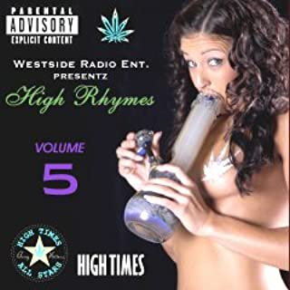 High Rhymes: Muzik To Blaze To - Volume 5 [Mixtape]
