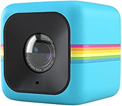Polaroid Cube HD 1080p Lifestyle Action Video Camera (Blue)[Discontinued by Manufacturer]