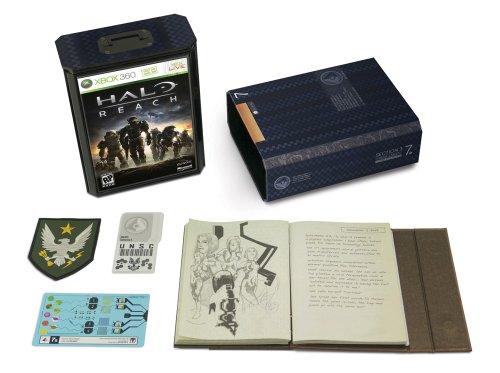 Halo Reach - Limited Edition -Xbox 360