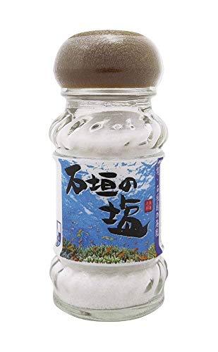 石垣の塩 やきしお(ビン) 60g