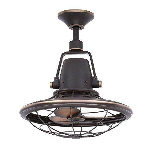 Home Decorators Collection Bentley II 18 Inch Indoor and Outdoor Tarnished Bronze...