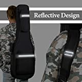 Immagine 2 cahaya borsa chitarra elettrica custodia