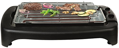 Mia-Germany - TG 8081 - Grill de table - Barbecue - design - 2200 Watts