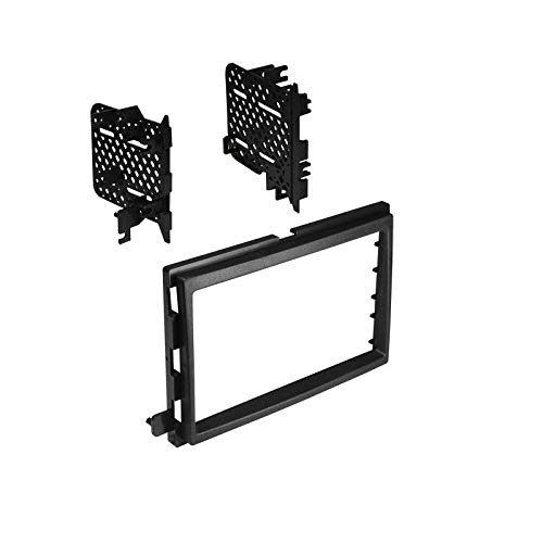 Carxtc Stereo Install Dash Kit Double Din Fits Ford F-250 (2005-2012), Ford F-350 (2005-2012), Ford F-450 (2005-2012), Ford Super Duty (2005-2012)