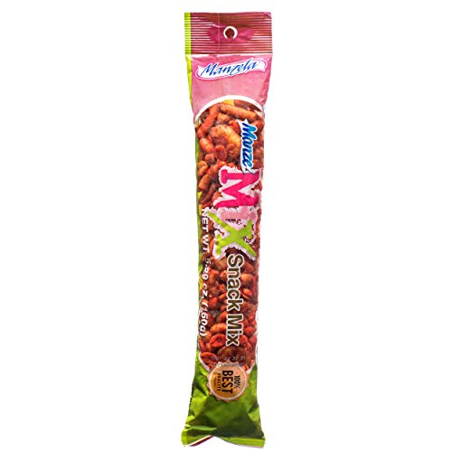 Manzela Snack Mix (2 x 5.29 oz. Bags)