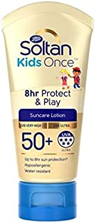 Soltan Kids Once 8hr Protect & Play Lotion SPF50+ 50ml