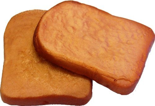 Flora-cal Products Toast Fake Bread 2 Piece