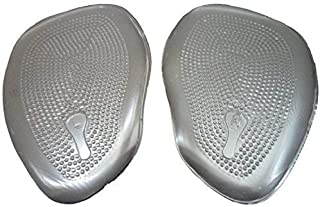 Massaging Gel Cushion Invisible Party Feet/Gel Pads- 2 Pairs