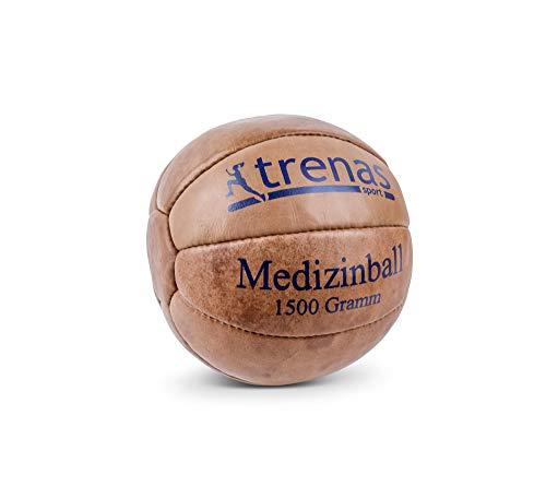 trenas Balón Medicinal de Cuero – 1500 Gramos