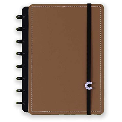 Caderno Inteligente, CIA52092, A5, Caramel, 155x220 mm, 80 Folhas