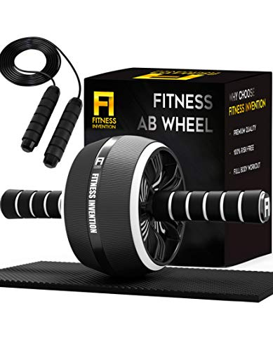 Fitness Invention Ab Roller Whee...