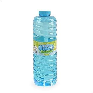 Bingo Bubble Bottle, 1 Liter- Blue