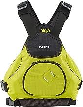 NRS Ninja Kayak Lifejacket (PFD)-Lime-XXL