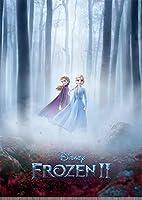 アナと雪の女王2 Frozen 2 Wポケットクリアファイル A / A4サイズ