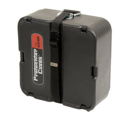 Gator Cases Protechtor Series Classic Tom Case; Fits 14'x 6.5' Snare Drum (GP-PC1406.5SD)