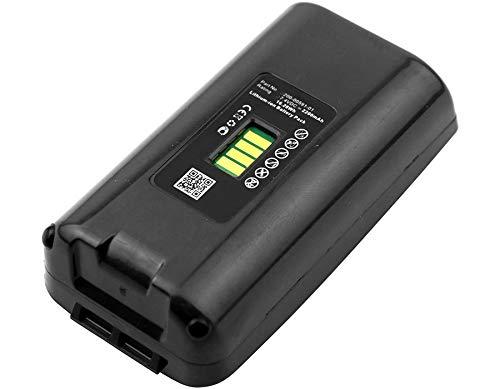 subtel® Batería Compatible con Honeywell Dolphin 7900, 9500, 9550, 9900 Handheld, Compatible con LXE MX6 - (2200mAh) 200-00591-01 200002586 20000591-01 20000702-02 bateria de Repuesto Pila reemplazo