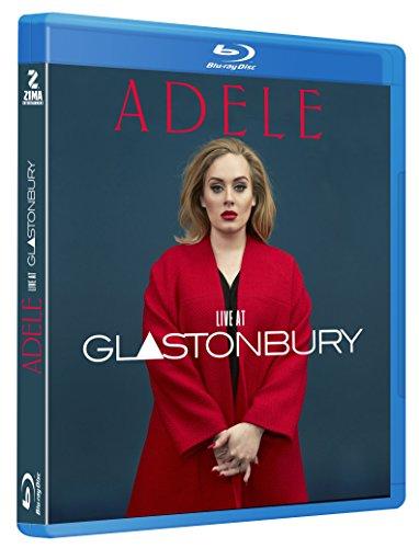 Adele Live At Glastonbury Blu Ray