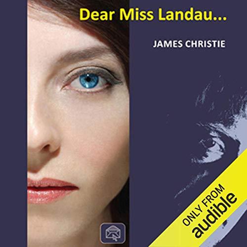 Dear Miss Landau audiobook cover art