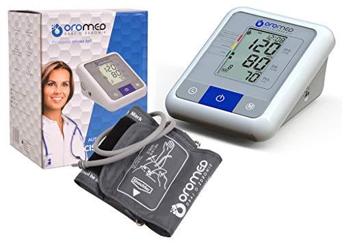 Blutdruckmessgerät Oberarm-Blutdruckmessgerät # mit WHO Ampel Farbskala ORO-N1 BASIC